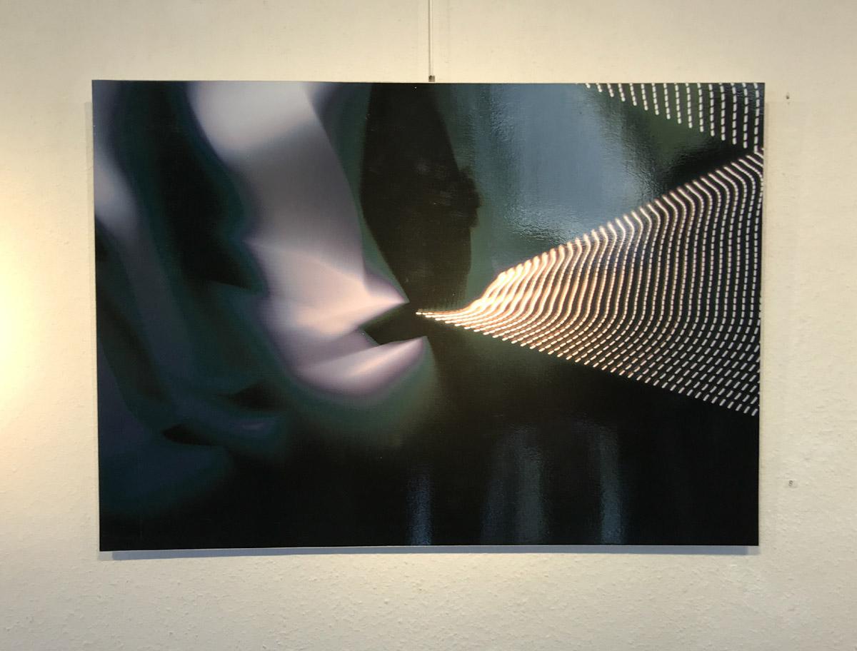 "Bild ""Luminographie - 2010"" von Borivoj Horinek digitale Fotografie + Bearbeitung am PC"