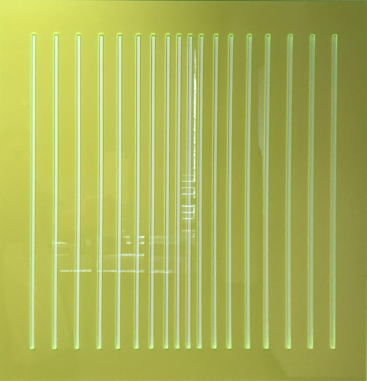 Ina von Jan Konkrete Kunst Phase III Acrylglas