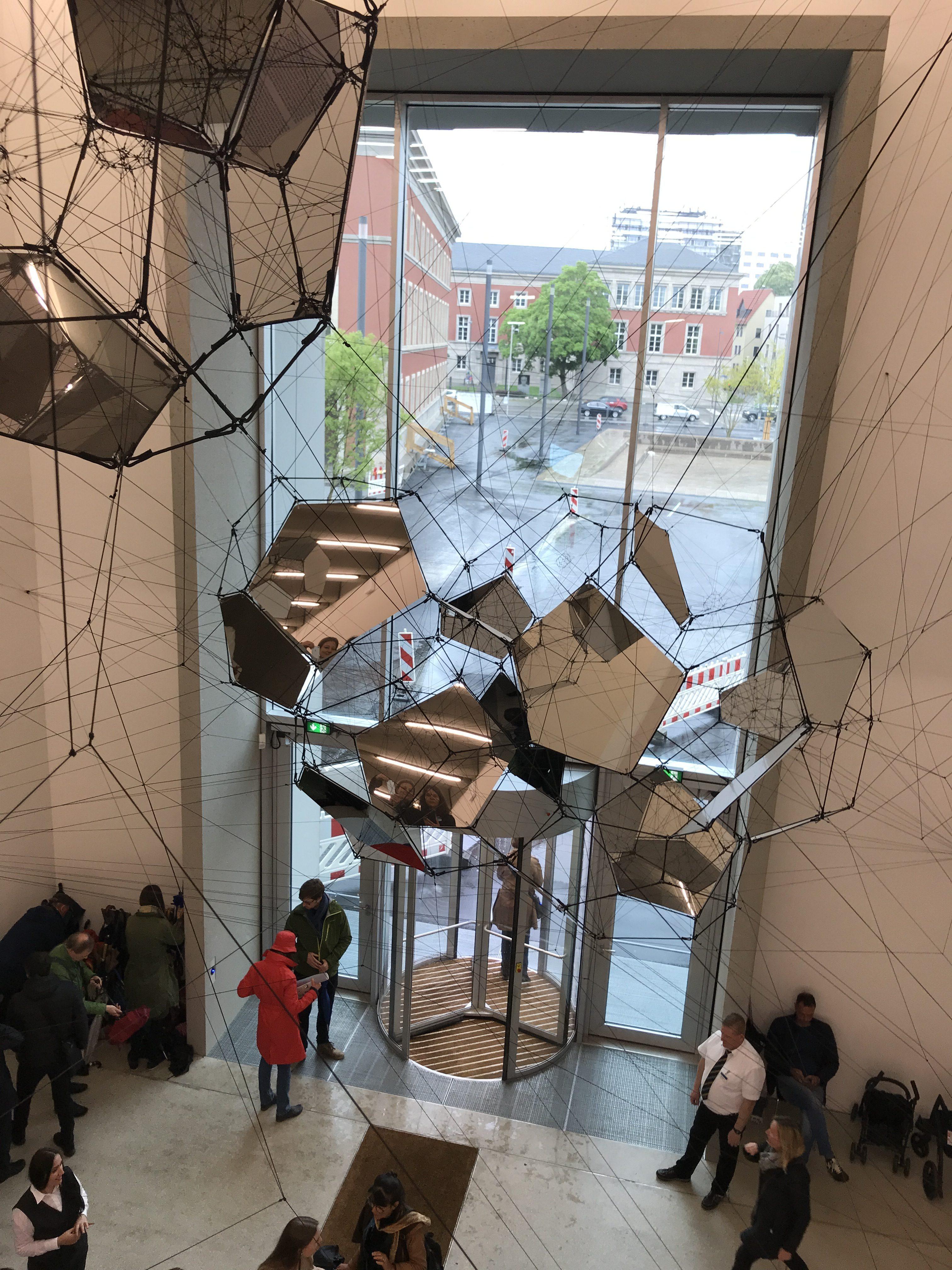 neues Bauhaus Museum Weimar
