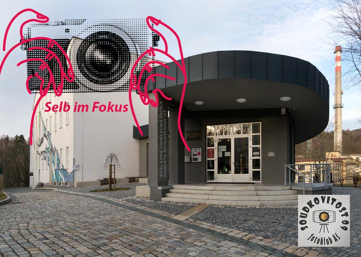 Ausstellungsort: Kunstschule Roberta Schumanna, Aš